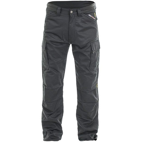 RST Aramid Cargo Jeans - Black