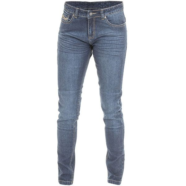 RST Aramid Skinny Fit Jeans Ladies - Blue