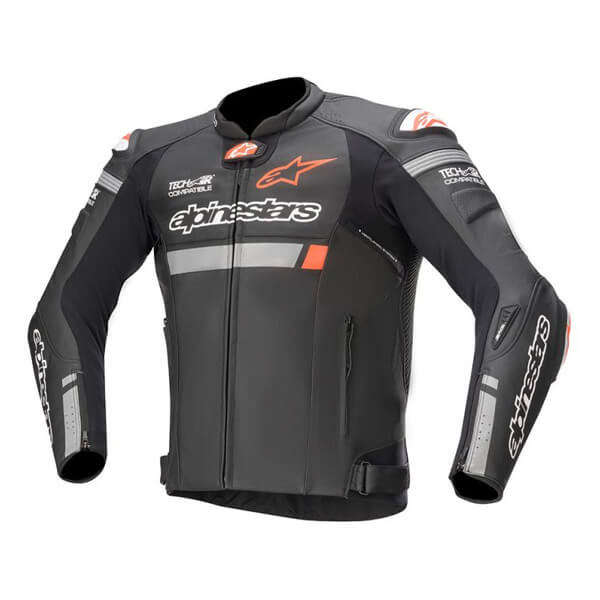 Alpinestars Missile Ignition Tech-Air Ready Leather Jacket