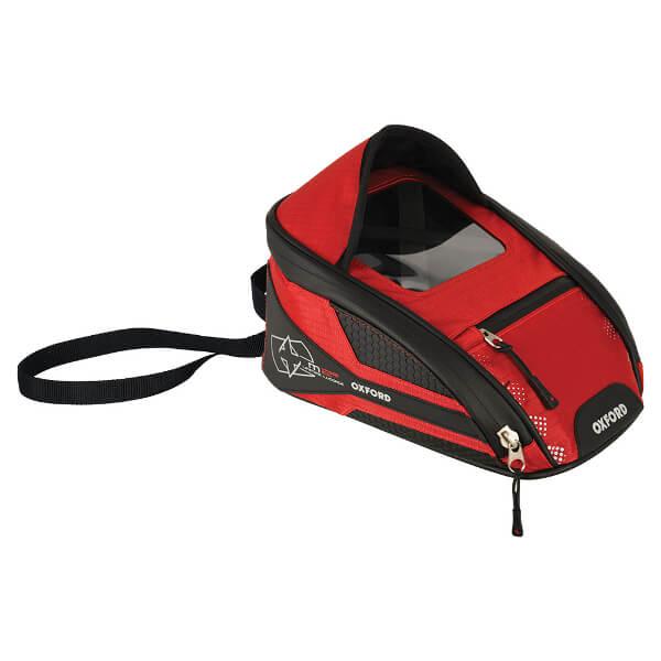 Oxford M2R Mini Tank Bag - Red