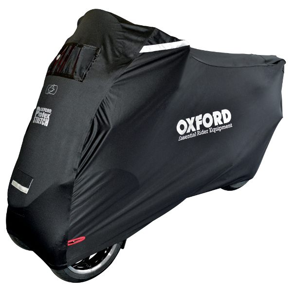 Oxford Protex Stretch Outdoor MP3 3 Wheeler - Black