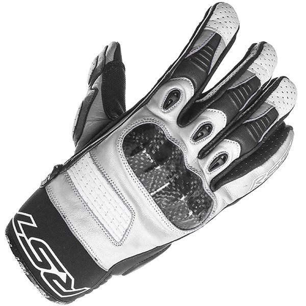 RST Freestyle Gloves - White