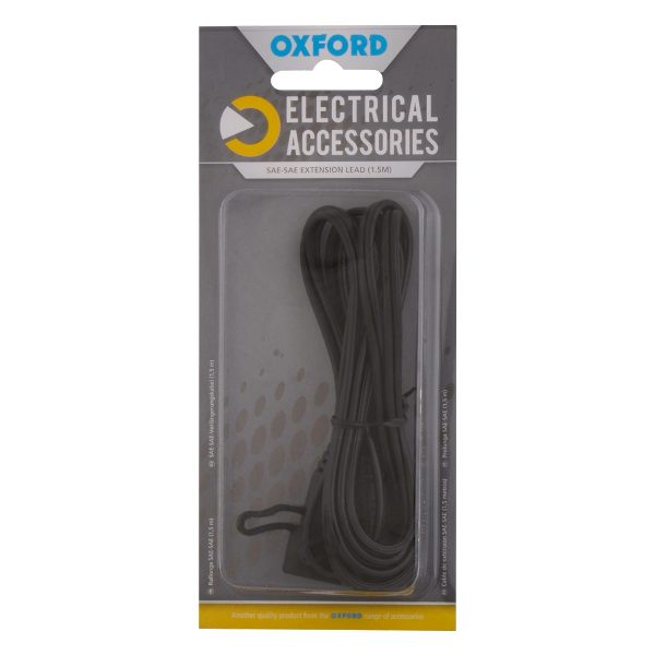 Oxford SAE-SAE 1.5m Extention Lead