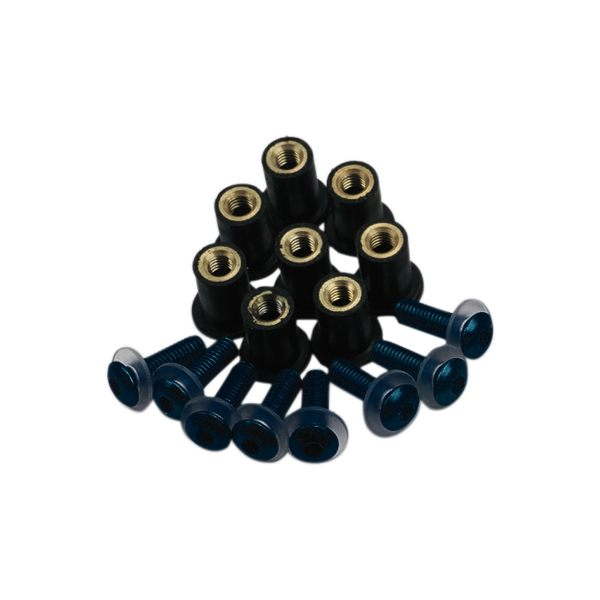 Oxford Screen Screw Kit - Black