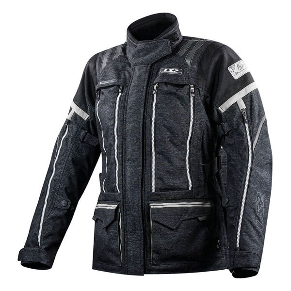LS2 Nevada Waterproof Ladies Jacket