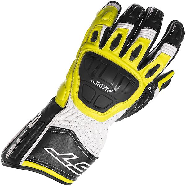 RST R-16 Gloves - Fluo Yellow