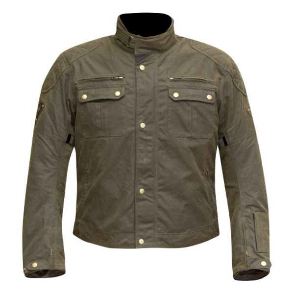Merlin Sandon Wax Jacket - Olive