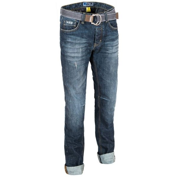 PMJ Legend Mens Jeans - Mid Blue