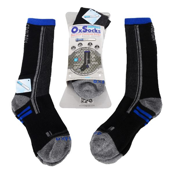 Oxford Coolmax Socks Regular