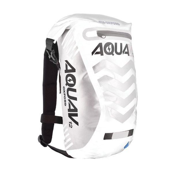 Oxford Aqua V 12 Backpack - White