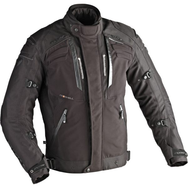 Ixon Krypton Shell HP Jacket - Black