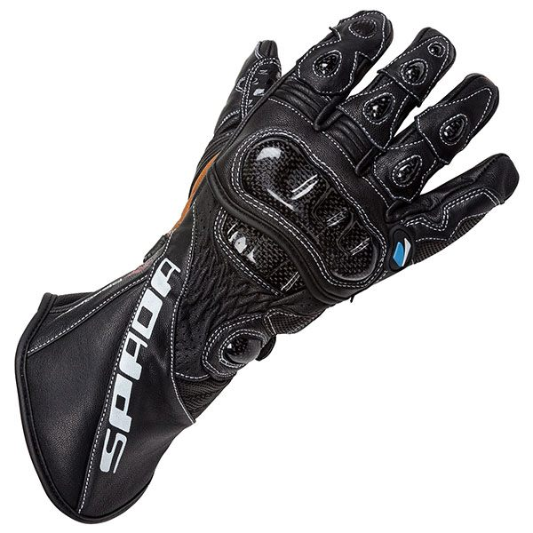 Spada Predator 2 - Leather Gloves Black