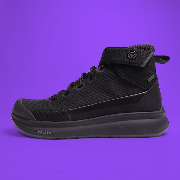 Black-momo-firegun-2-motorcycle-shoes