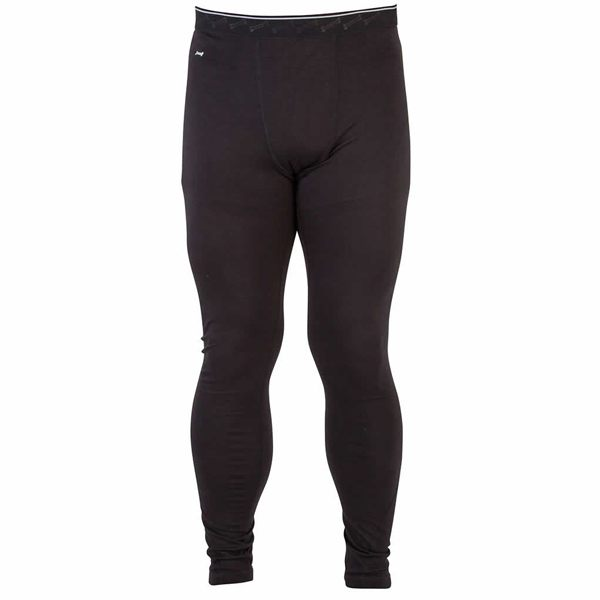 Spada Merino - Base Layer Leggins - Black
