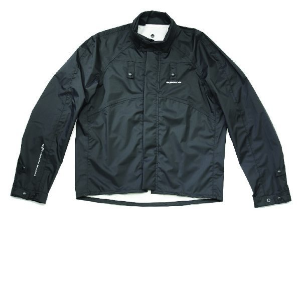 Spidi Rain Gear Rain Chest Jacket - Black