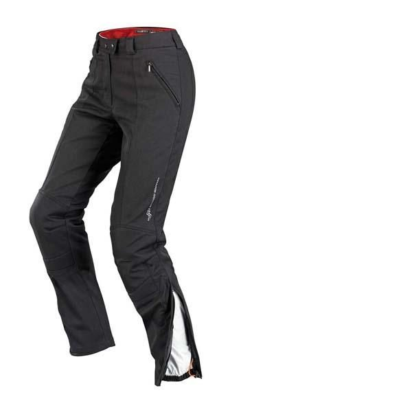 Spidi H2OUT Glance Short Ladies Trousers - Black