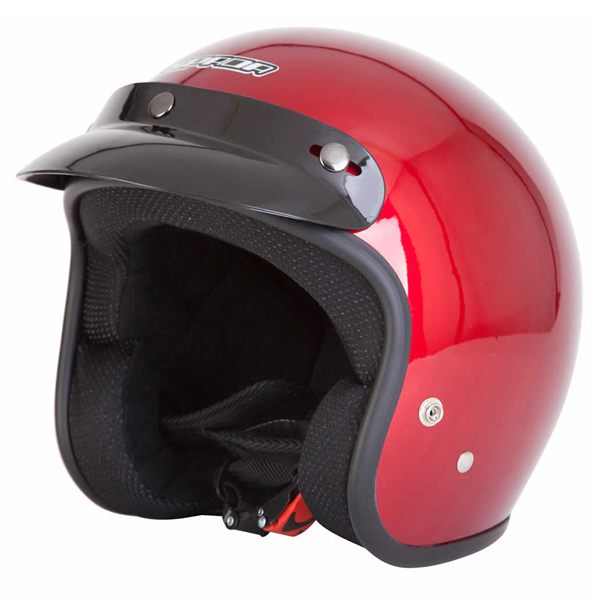 Spada Open Face - Red