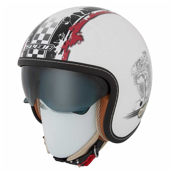 Spada Raze - Revolution White/Red