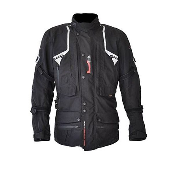 Helite Touring AirBag Jacket - Black