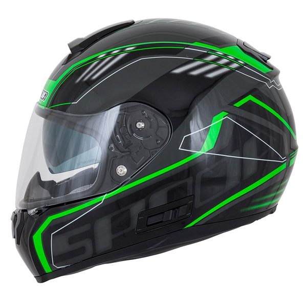Spada SP16 - Gradient Black/Green