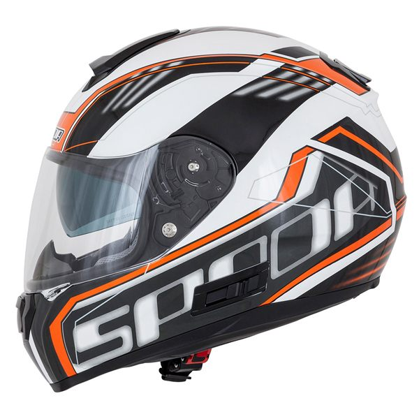 Spada SP16 - Gradient White/Orange