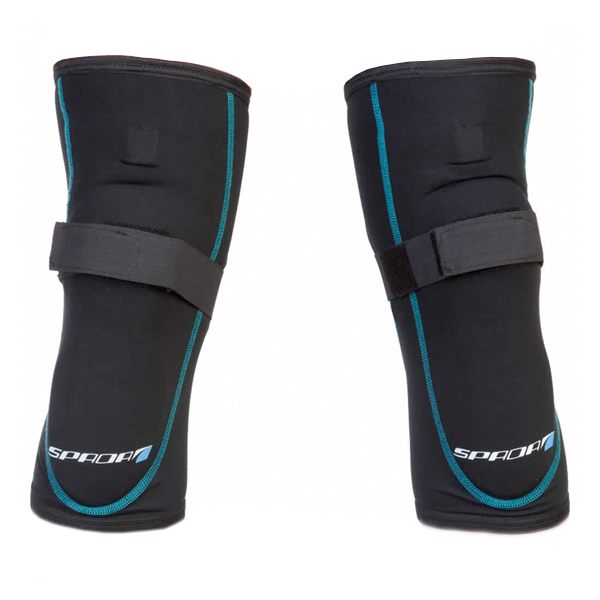 * Spada Knee Armour Pair - Black