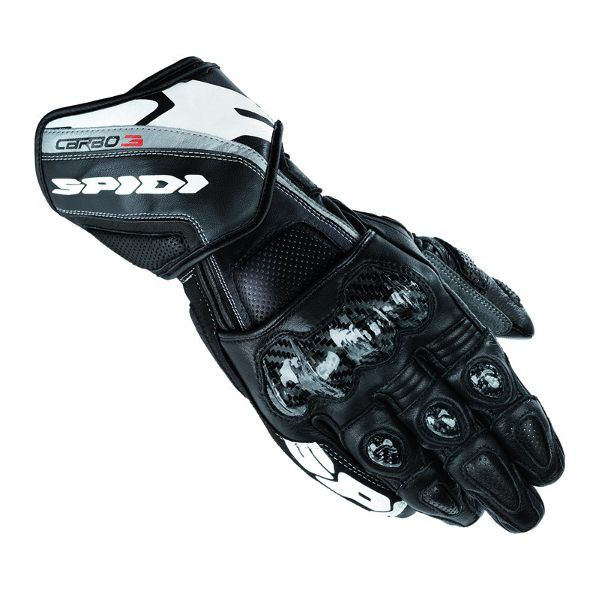 Spidi Carbo 3 Leather Gloves