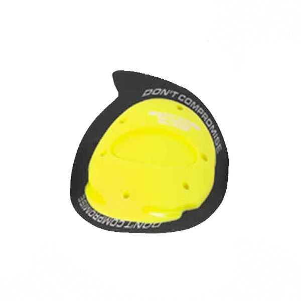 Spada Knee Sliders X- Logo - Yellow