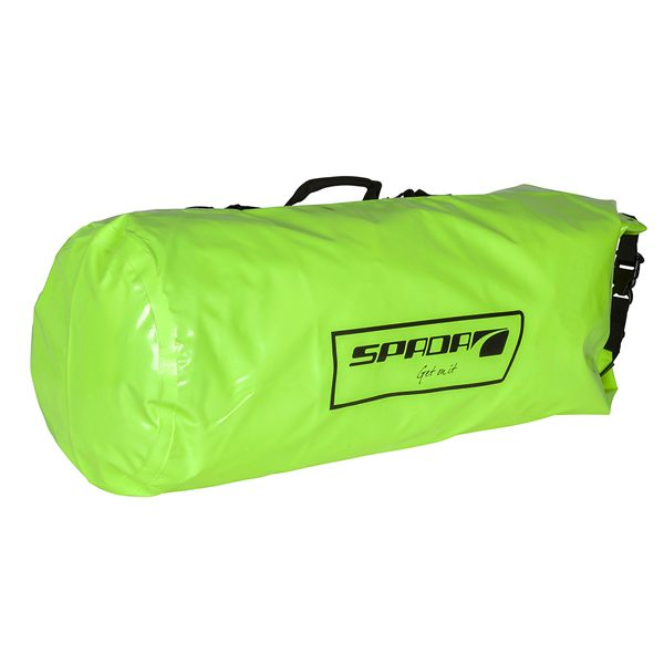 Spada Dry Roll Bag Waterproof 40 Litre - Fluorescent