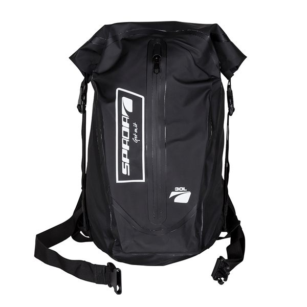 Spada Dry Ruck Sack Waterproof 30 Litre - Black