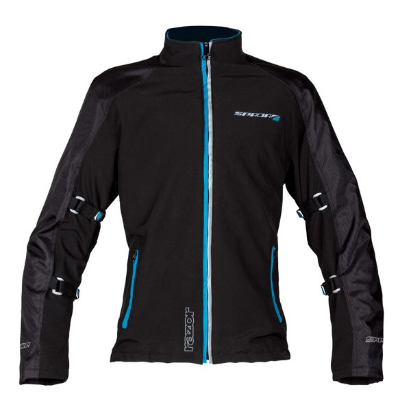 Spada Razor 2 Shell Jacket - Black