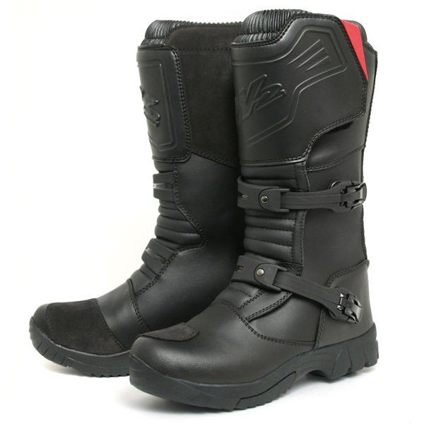 W2 TT Adventure Boots Mens - Black