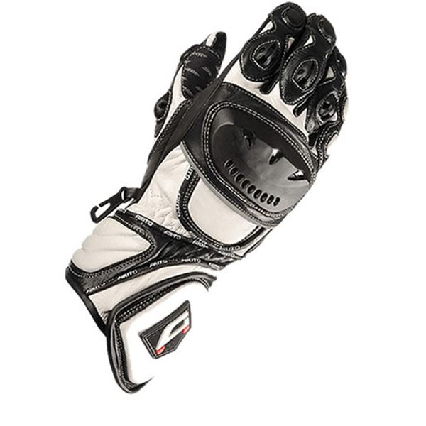 Akito Sport Max Gloves - Black/White