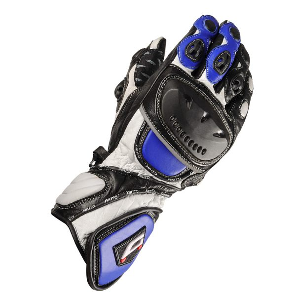 Akito Sport Max Gloves - Black/Blue/White