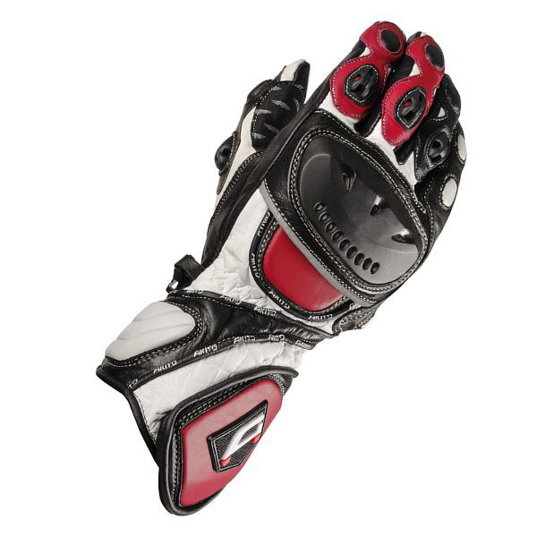 Akito Sport Max Gloves - Black/Red/White