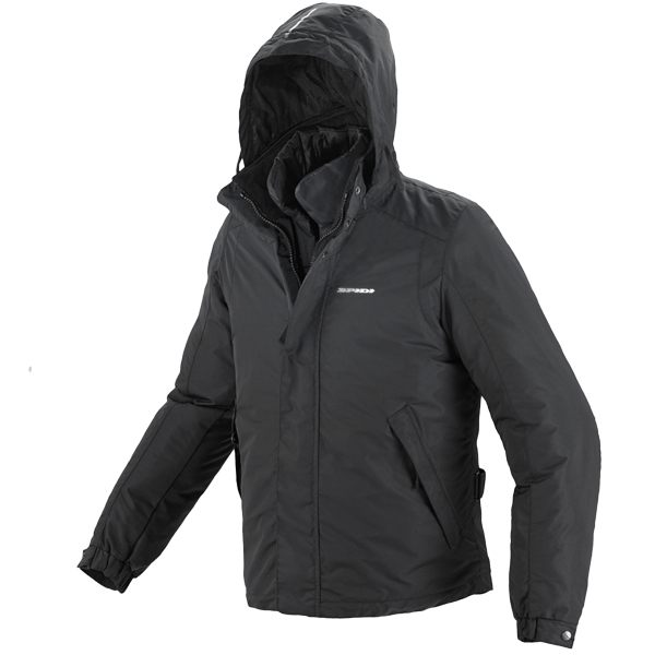 Spidi H2OUT I-Combat Waterproof Jacket - Black