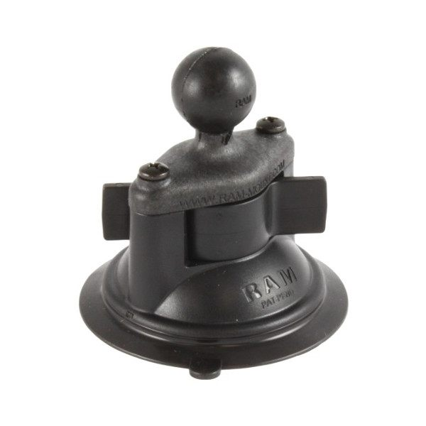 Ram Mount Twist Lock Suction Mount with 1 Ball
