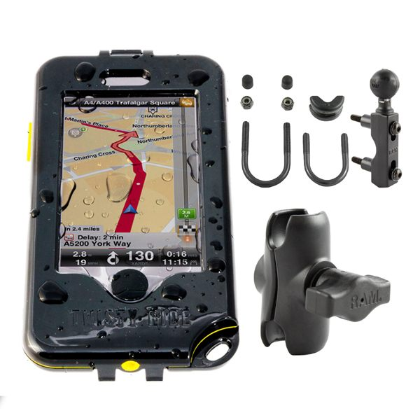 Twisty Ride iPhone 5/5S/5C Motorcycle Universal Mount