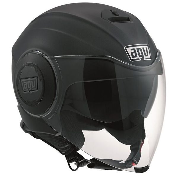 AGV Fluid - Matt Black