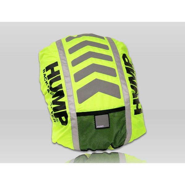 Respro Deluxe Hump Rucksack Cover - Safety Yellow