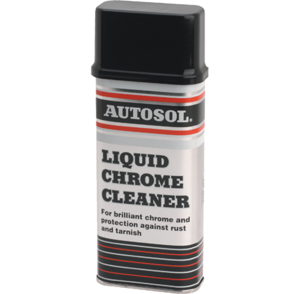 Autosol Chrome Cleaner Liquid - 250ml