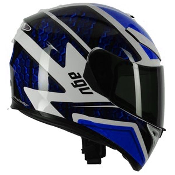 AGV K3-SV - Pulse White/Black/Blue