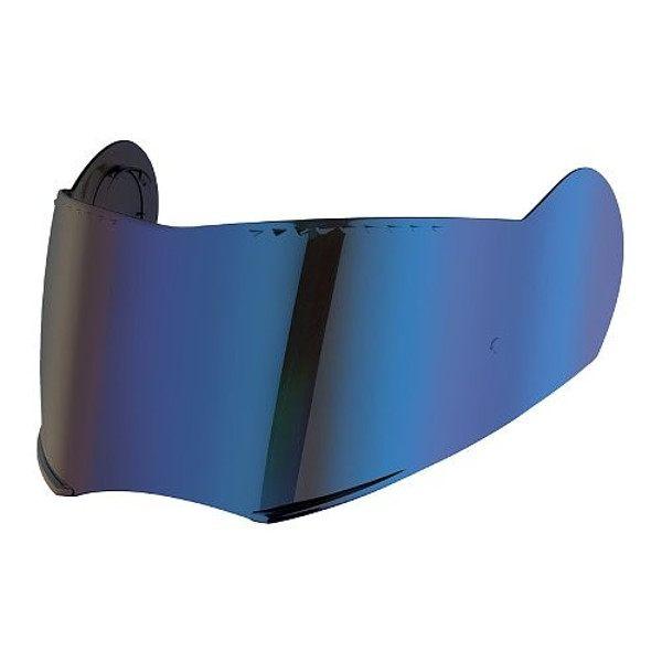 schuberth s2 c3 visor mirror blue free delivery price. Black Bedroom Furniture Sets. Home Design Ideas