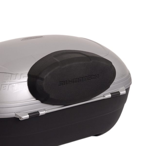 SW-Motech Passenger Backrest T-Ray Topcase S+Basic - Black