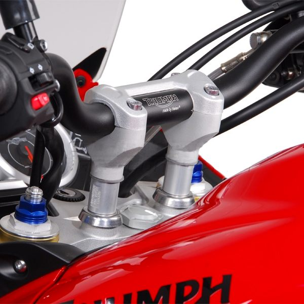 SW-Motech GPS Handlebar Clamps 28mm