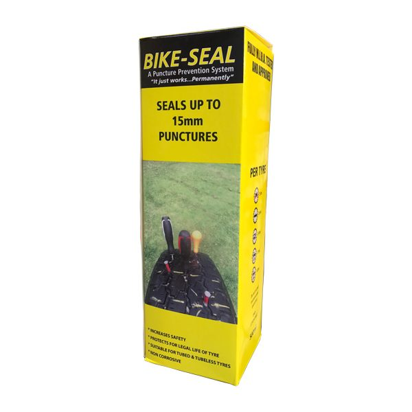 Bike Seal Puncture Prevention System 500ml