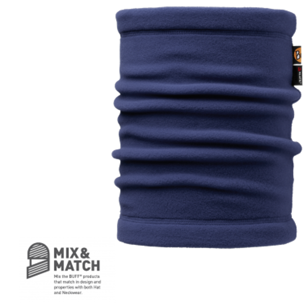 Buff Polar Neckwarmer - Navy