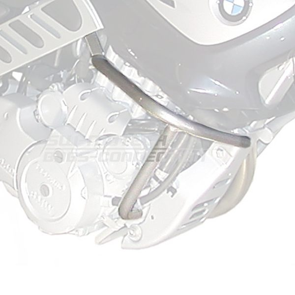 SW-Motech Crash Bars BMW F650Cs Scarver - Silver