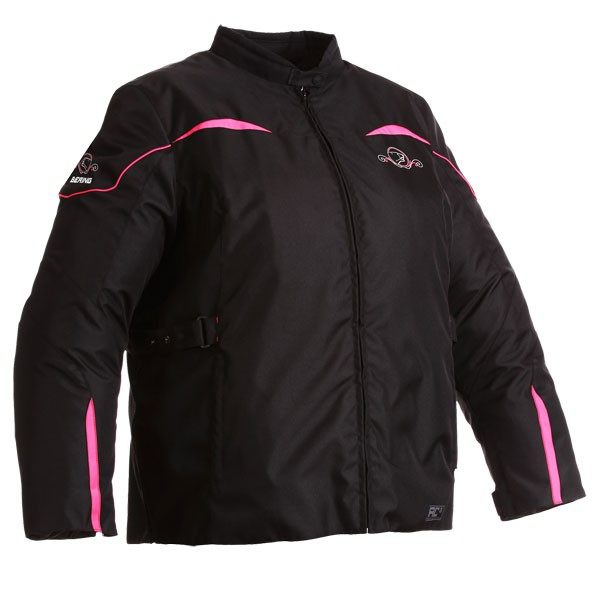 Bering Adele Jacket Ladies - Black/Pink