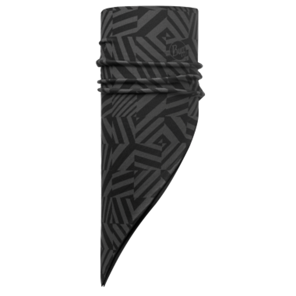 Buff Polar Bandana - Op Grey/Black